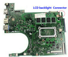 For ASUS U38N U38DT REV 2.1 Mainboard With A8-4655M 2GB RAM 60-NTIMB1101-01 Test