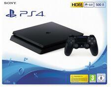 Artikelbild SONY PS4 Konsole PS4 SLIM KONSOLE 500GB
