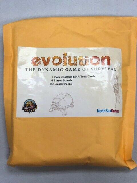 servizio di prima classe North Estrella giocos  Evolution - Tabletop Day Kit Kit Kit  al prezzo più basso