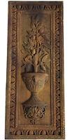 Meyer Lemon Garden Wall Art Decor Sculpture Plaque Panel By Orlandi Fs00106