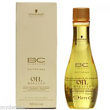 c59d42f2f7 item 2 Schwarzkopf Professi BC Bonacure Oil Miracle Light Finishing  Treatment 100ml x 3 -Schwarzkopf Professi BC Bonacure Oil Miracle Light  Finishing ...