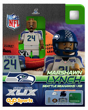Marshawn Lynch OYO NFL 2015 NFC CHAMPS SUPER BOWL XLIX 49 SEATTLE SEAHAWKS NEW