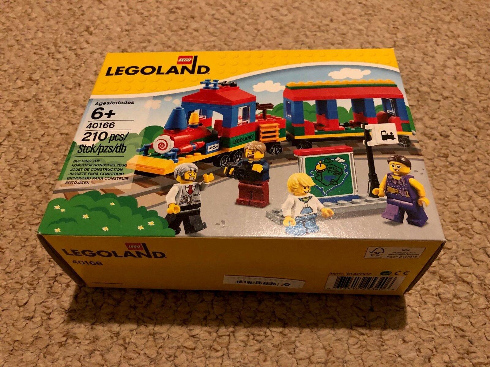 LEGO Legoland Exclusive (40166) Train - RARE, BRAND NEW & SEALED