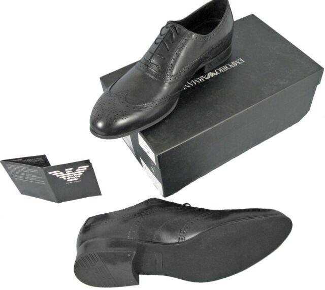 Giorgio Armani Mens Shoes E 46 Approx