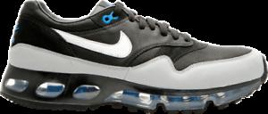 Nike Air Max 1 360 Running Sneakers New, Black Gray / Blue 318510-011 SKU AA