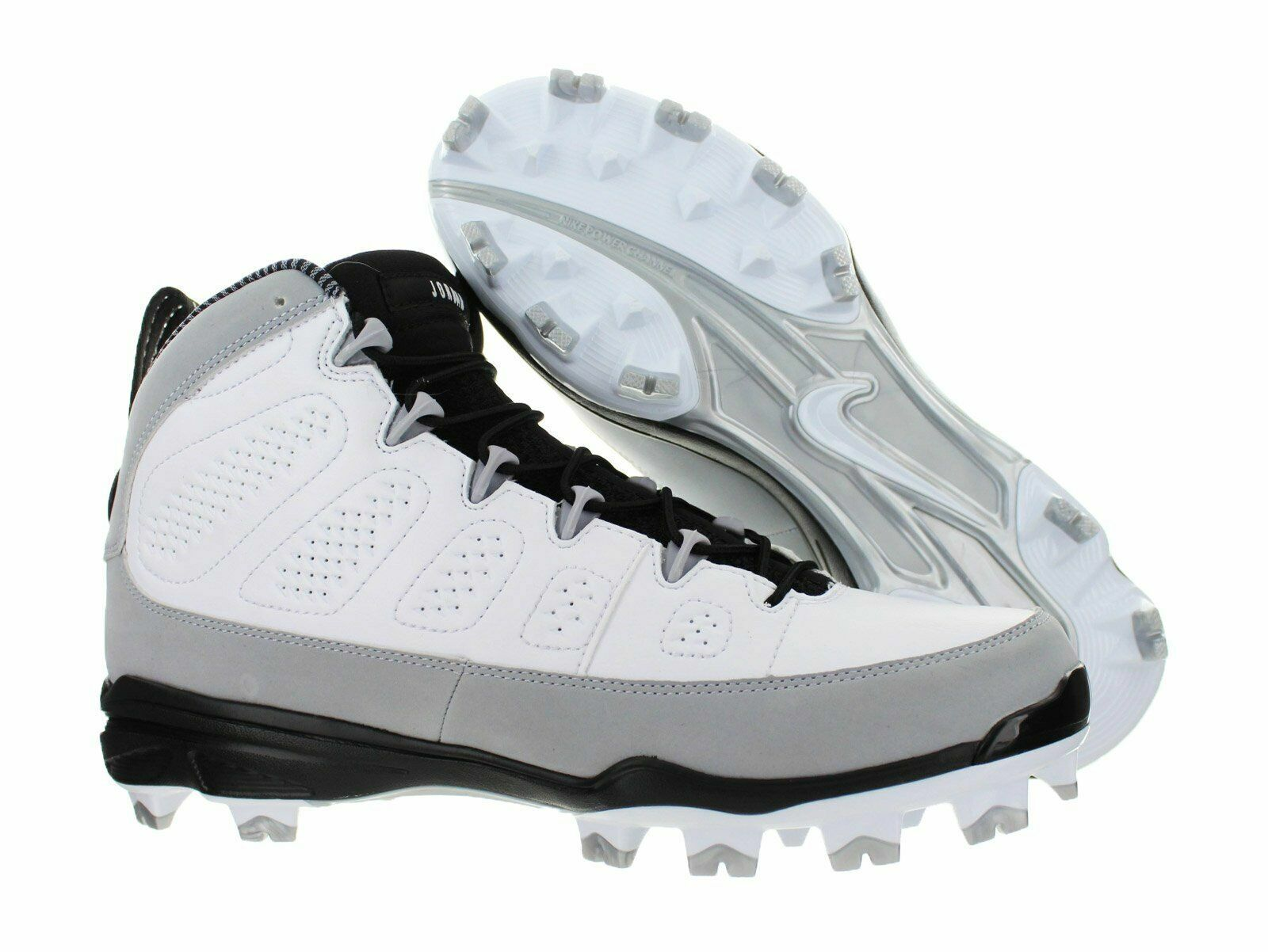 new style 80a08 82a7d RE2PECT Jordan IX 9 MCS Retro Baseball Cleats Derek Jeter Yankees Grey Wolf  nkbytr9597-Athletic Shoes