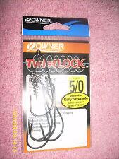TWISTLOCK FISHING HOOKS MODEL # 5167-151 SIZE 5 INCH