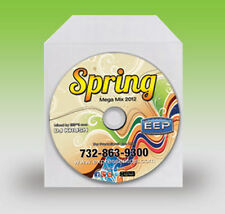 100 CD Duplication & Custom Printing PRINTED ON DISC PACKAGE DEAL INCLUDES CASES