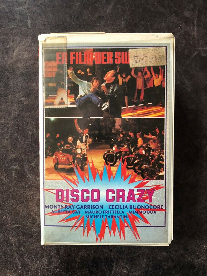 Anden genre, Disco crazy