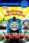 Railway Adventures by Turtleback Books (Hardback, 2010)