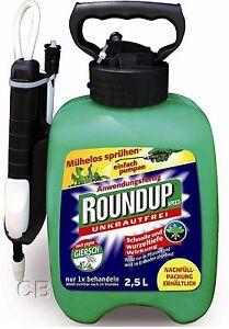 Celaflor-Roundup-Speed-2-5l-Unkrautfrei-Unkrautvernichter-Unkrautex-Unkraut