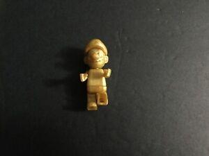 K-039-NEX-Nintendo-KNEX-Super-Mario-Bros-GOLDEN-GOLD-Mario-Mini-Figure-vguc