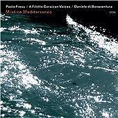 PAOLO FRESU & A FILETTA CORSICAN VOICES / DI BONAVENTURA MISTICO MEDITERRANEO CD