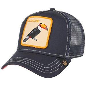 4cbea6fc5eabc Image is loading Goorin-Animal-Farm-Trucker-Baseball-Hat-Cap-Toucan-