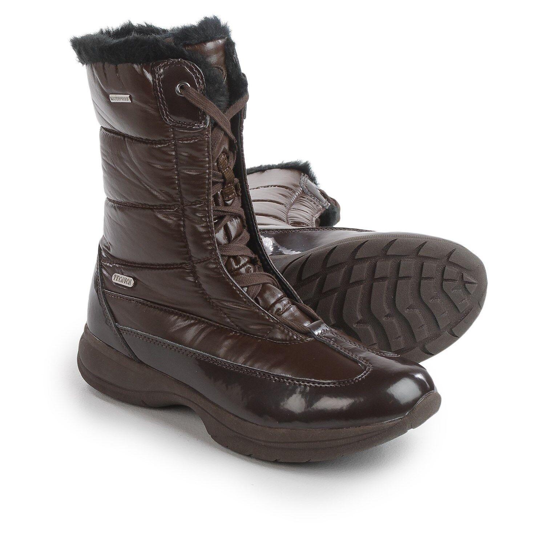Tecnica Women Winter Boots Catrine III TCY WS    Waterproof Insulated Brown 7.5 c46ac7