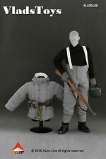 Alert Line 1:6 Wehrmacht Paratroopers double sided padded jacket suits AL10011B