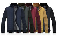 275 New fashion men's 5Colors Paul shark thick Cardigan upset Sweaters M-3XL