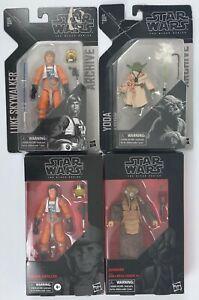 Star-Wars-Black-Series-Bundle-Archive-Empire-Strikes-Back-Luke-Yoda-DMGD-DISC