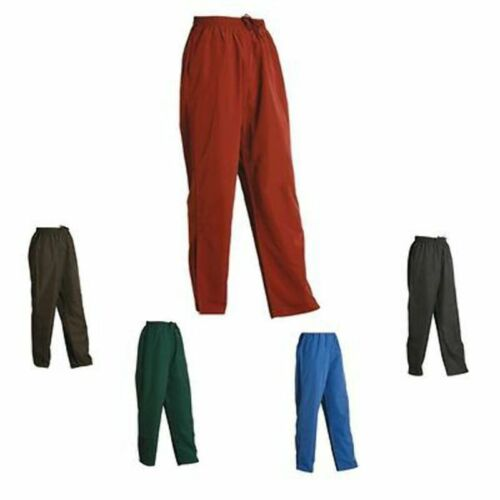 TP08 WARM UP PANTS WITH BREATHABLE LINING UNI BRAND NEW CLOTHES TROUSER