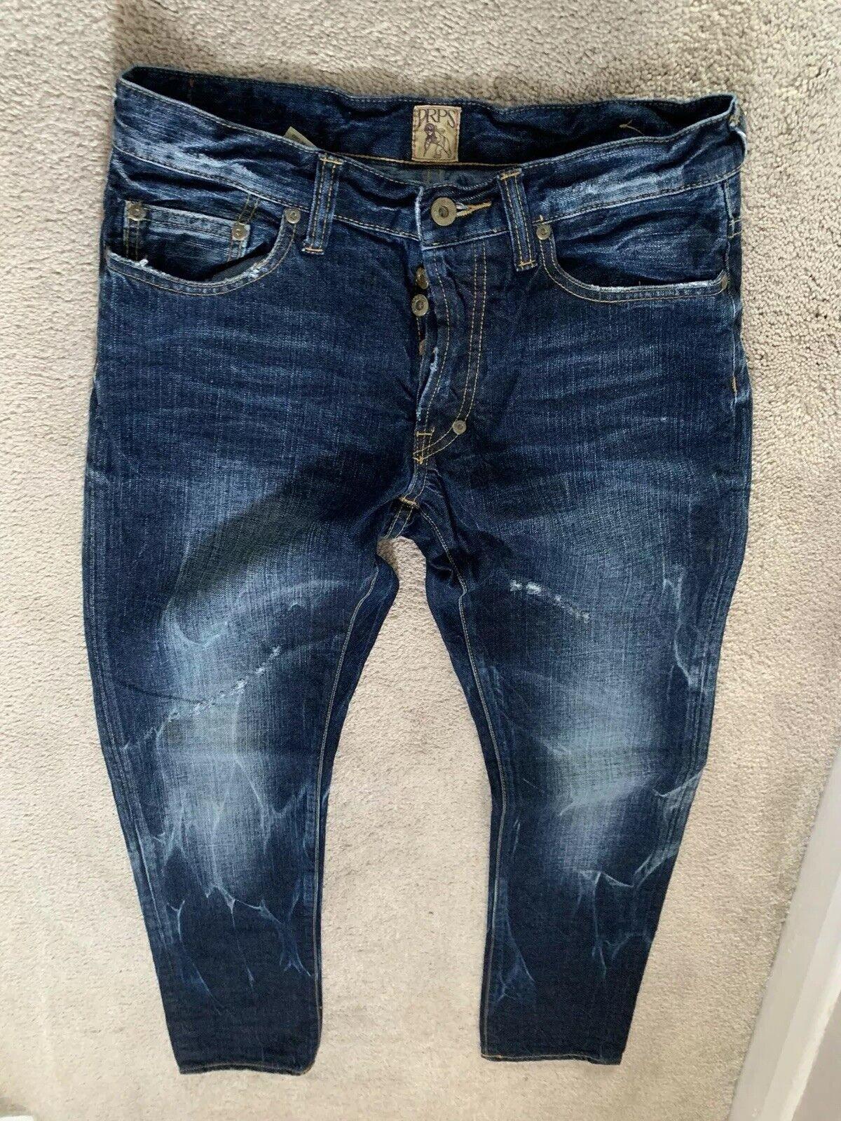 PRPS men jeans size 30 100% authentic ultra rare