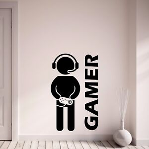 Home Decor Normal People Scare Me Wall Sticker Teenagers Bedroom Vinyl Wall Art Decal 3pteb My