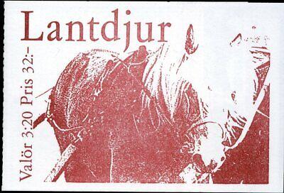 Pferde Hohe QualitäT Und Geringer Aufwand Schweden Mh 188** 423196 Haustiere