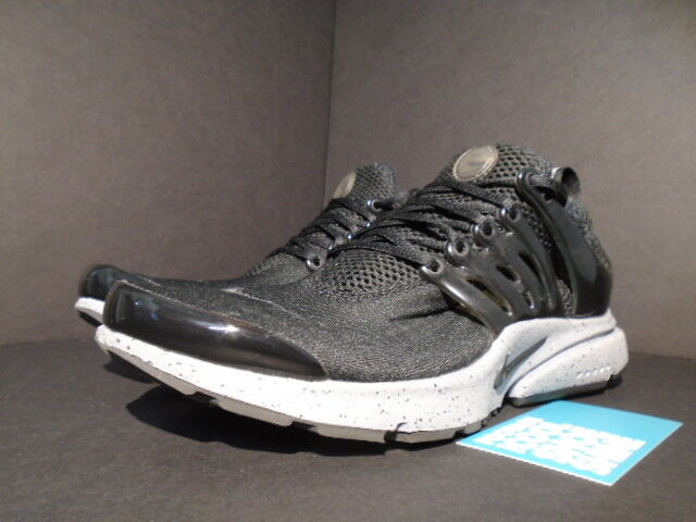 fa080044b3ee Nike Air Presto SP Genealogy of Pack Black Cement Grey 689800-001 XXS 7 8  for sale online