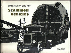 Scammell-Vehicles-1920-1970-Arctics-Military-Municipal-Fire-Construction-Scarab