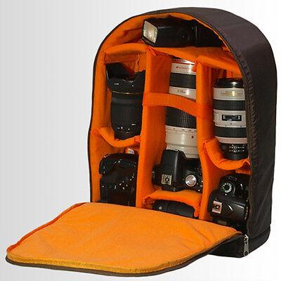 HORUSBENNU HS-311442 Backpack Partition Lens DSLR SLR Camera Insert Padded Bag