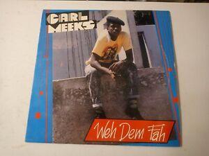Carl-Meeks-Weh-Dem-Fah-Vinyl-LP