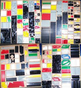 Vend Très Grand Lot Lego Technique (année 1985 - 90) Avis Aux Collectionneurs