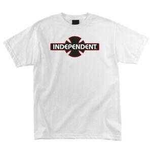 Independent-Truck-Company-O-G-B-C-Skateboard-Tee-T-shirt-White-M-L-XL-2XL