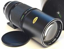 OLYMPUS OM 300mm 4.5 + Case