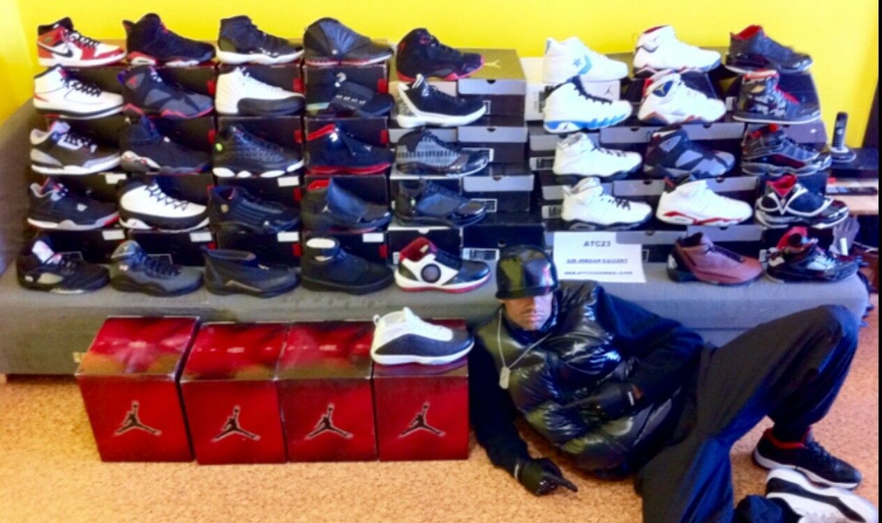 COLLECTION DE 4 NIKE AIR JORDAN 1 12 OG 46 atc23 EQUALITY HOMAGE OG 12 RETRO CHICAGO 045eb1