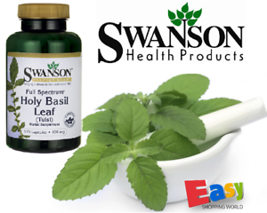 Holy-Basil-Leaf-Swanson-6-95-Reducing-blood-sugar-cortisol-Conserving-energy