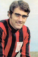 Football Photo>TED MACDOUGALL Bournemouth 1970-71