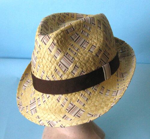 CAPPELLI UOMO IN PAGLIA CARTA PAPER HATS