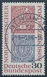 Bund-Nr-569-gestempelt-VOLLSTEMPEL-BERLIN-ERSTTAG-20229