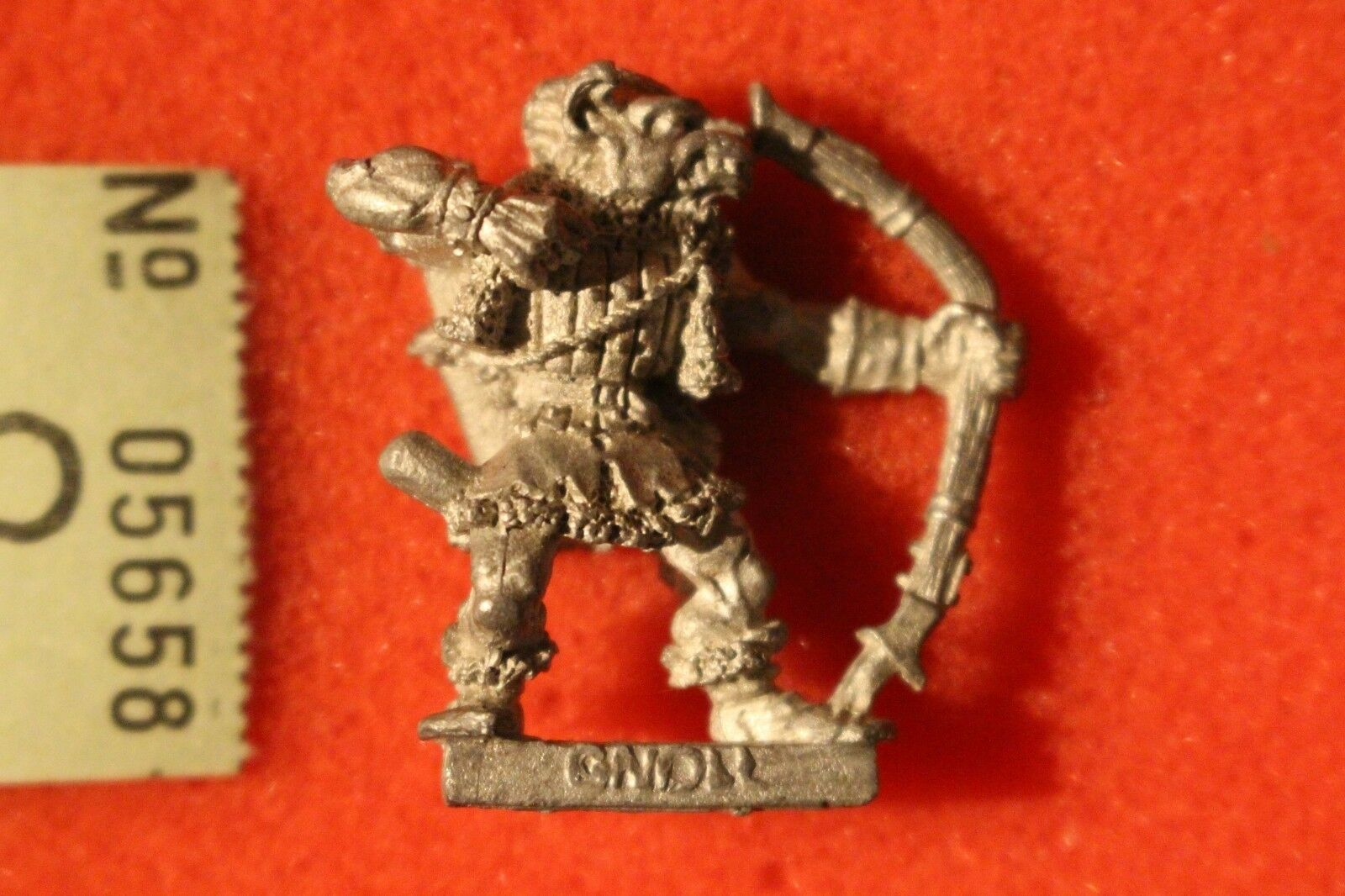 Games Workshop Citadel ADD55 Gnolls Warhammer Advanced Dungeons and Dragons E5