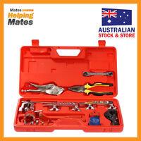 8 Piece Multi Purpose Refrigeration / Plumbing / Tradesman Tool Kit Free Postage
