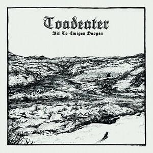 Toadeater-034-Bit-to-eternelle-daogen-034-LP-Ltd-BLACK-VINYL-Black-Metal-NEW