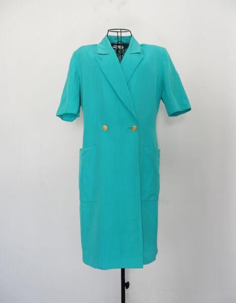 100% Vero Christian Dior Coordonnes Vintage Jacket Cappotto Coat Cotone Lino