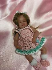 OOAK Soft Body Art Doll, Baby Girl by Janet Alvarez