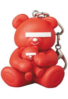 UNDERCOVER x Medicom Toy KEYCHAIN BEAR RED Jun Takahashi Japan Apparel Fashion