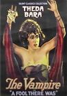 Fool There Was 0089218648495 With Theda Bara DVD Region 1