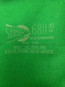 Strachan-Gold-Tournament-30oz-Cloth-For-12ft-Snooker-Table