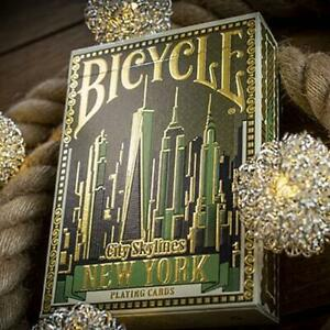 City-Skylines-Playing-Cards-New-York-Limited-Edition-Luxury-Number-Sealed-deck