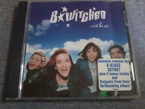 B-WITCHED-C-039-est-La-Vie-CD-Single-90-039-s-Pop-USA