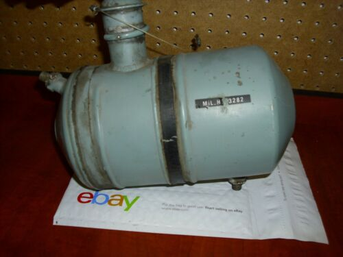 Airbus Helicopter Hydraulic Reservoir 355A75-1330-03