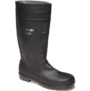 Size Mens Safety Wellingtons Work 6 12 Super Wellies Dickies Fw13105 Uk wXrFHXqg
